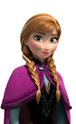 Princess Anna is Elsa 's younger sister, Dez's Cousin and the main ...
