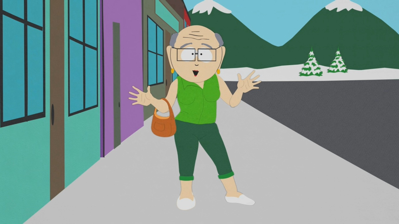 Mr. Garrison's Fancy New Vagina - South Park Archives - Cartman, Stan ...