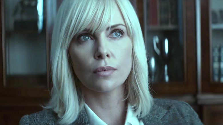Charlize Theron kicks butt in new Atomic Blonde teaser