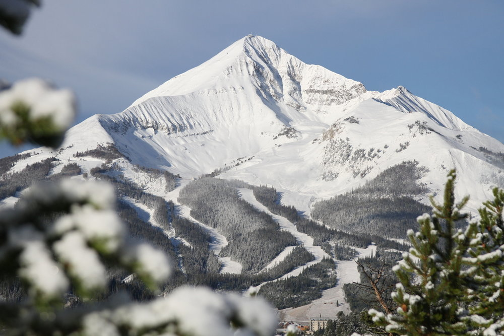 Big Sky Resort Resort Photos - Scenic Big Sky, Montana ...
