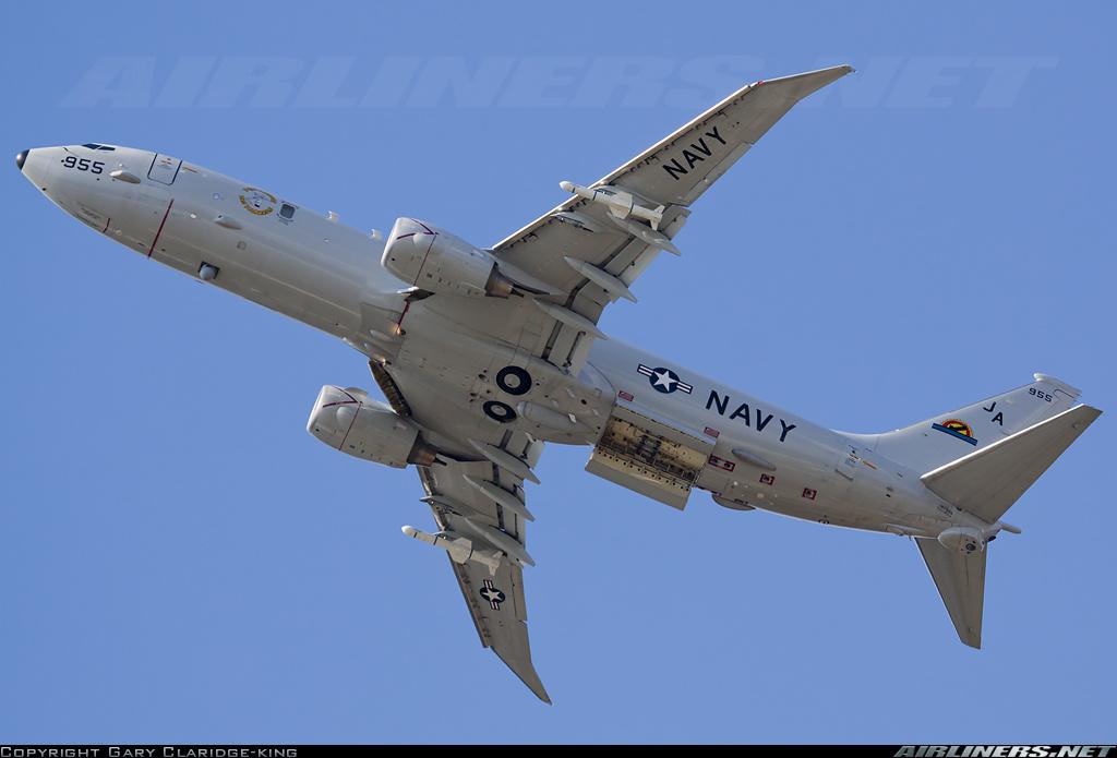 Boeing P-8A Poseidon (737-8FV) - USA - Navy | Aviation ...