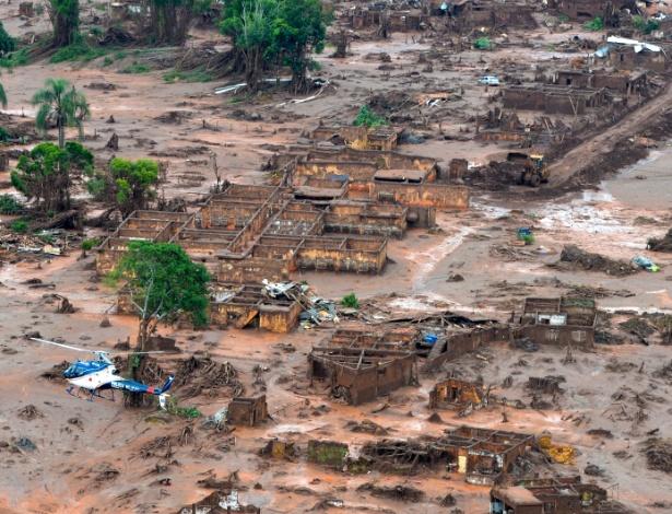 Tragédia em Mariana mostra que barragens são bombas armadas ...