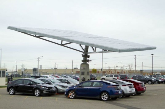GM adds 3 acres of solar arrays in Michigan