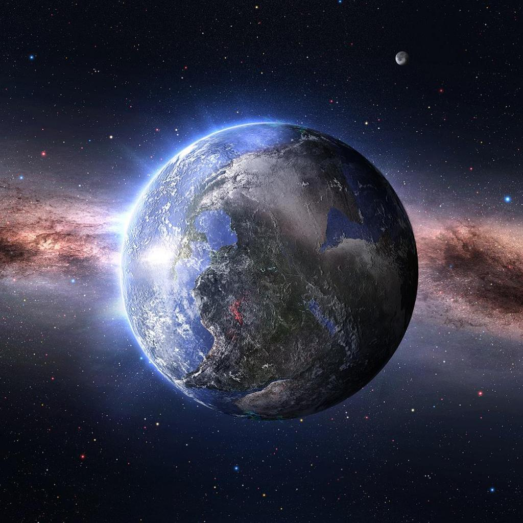 Fantasy Earth iPad Wallpaper