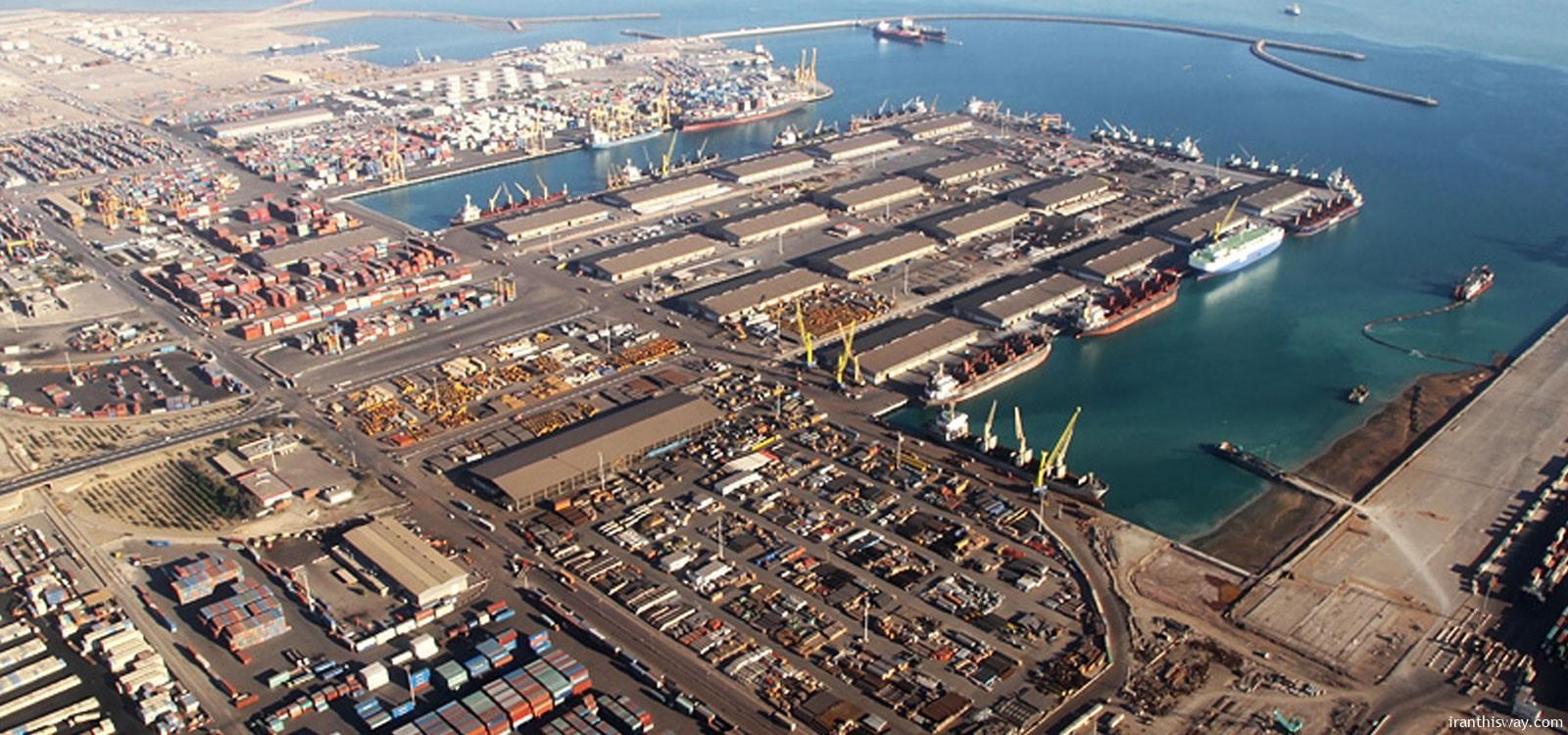 Bushehr Port/ Video | IRAN This Way
