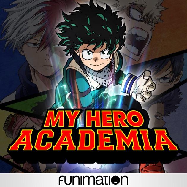 My Hero Academia, Season 2 (Original Japanese Version) on ...