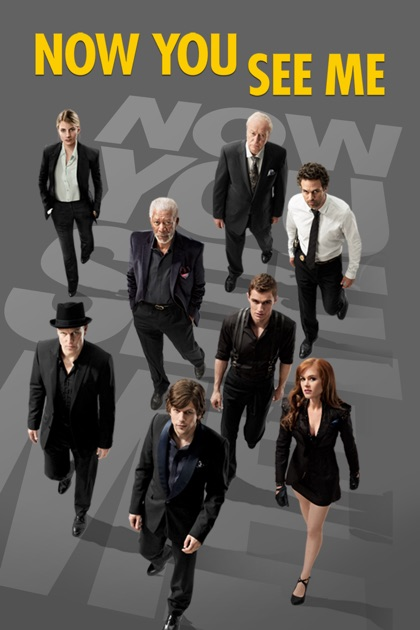 Now You See Me on iTunes