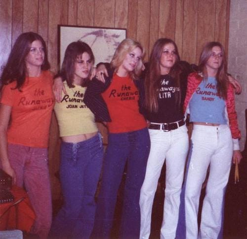 Picture of The Runaways