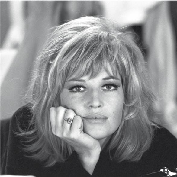 Monica Vitti has been added to these lists: