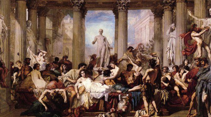 History of the Holidays: Saturnalia | JeremyVarner.com