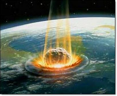 Double meteorite strike 'caused dinosaur extinction' [BBC]