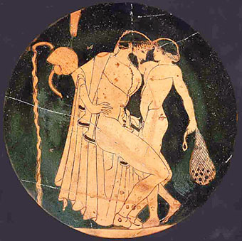 Eros: From Hesiod's Theogony to Late Antiquity