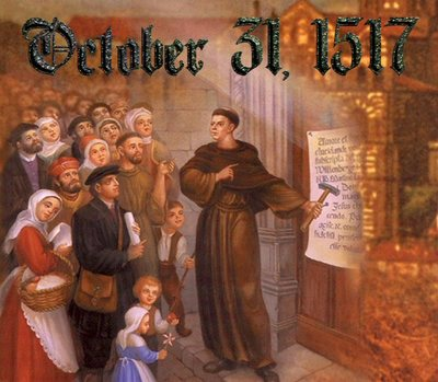 Celebrating the Protestant Reformation – John H Armstrong