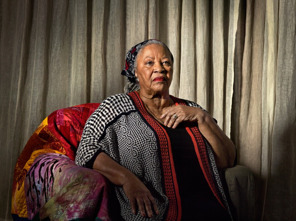 LITERATURE + VIDEO: The Radical Vision of Toni Morrison ...