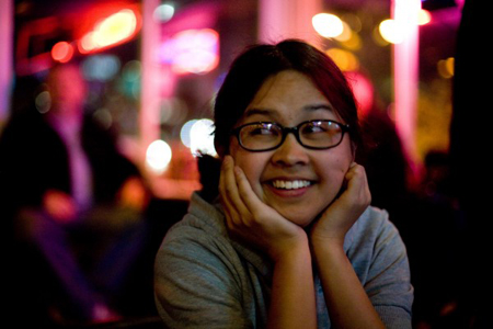 today s funny valentine is charlyne yi i first saw yi in the film ...