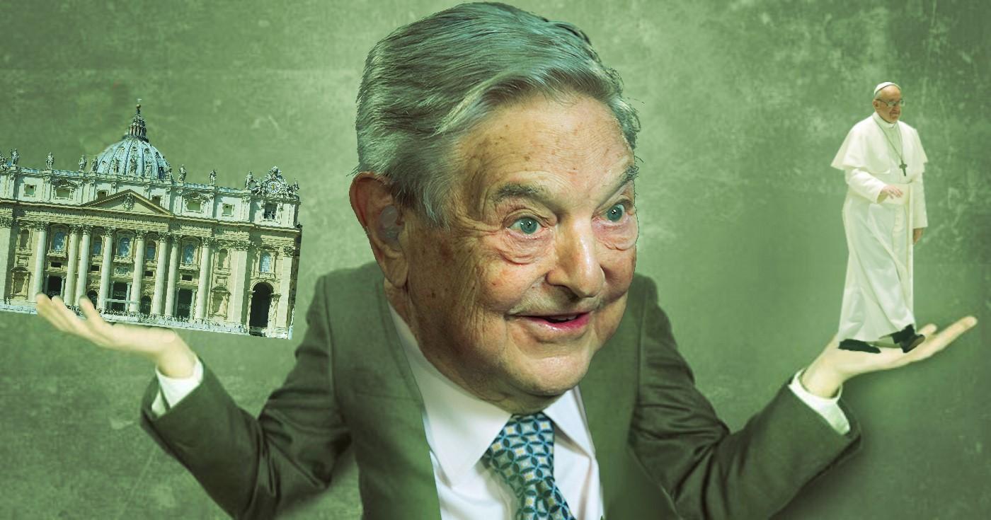... paper slams the Francis-Soros 'Unholy Alliance' | Cape Fear Caller