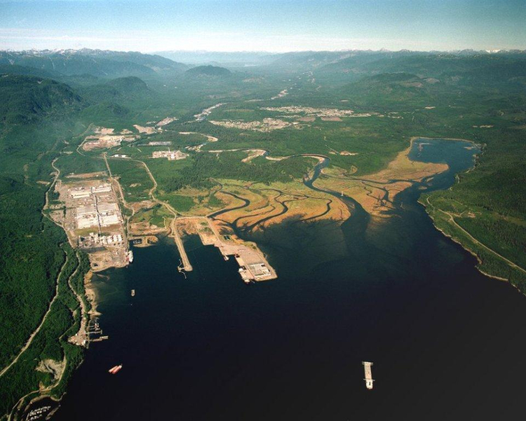 Kitimat Terminal Information | Kitimat Shipping Agencies || North ...