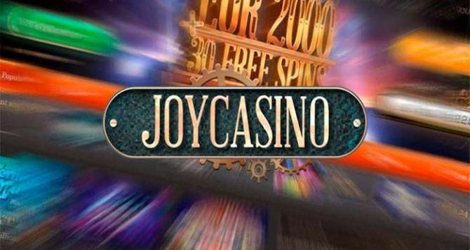 Joycasino лучшее онлайн казино на реальные деньги в России