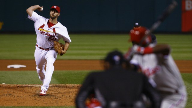 'It feels good to be back' Wainwright finds curveball ...