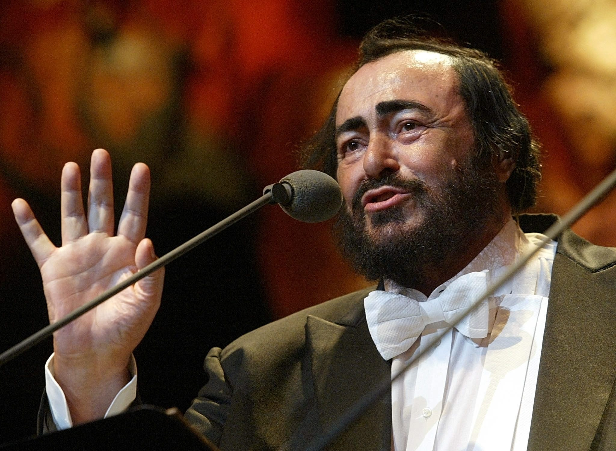 Luciano Pavarotti | Known people - famous people news and ...