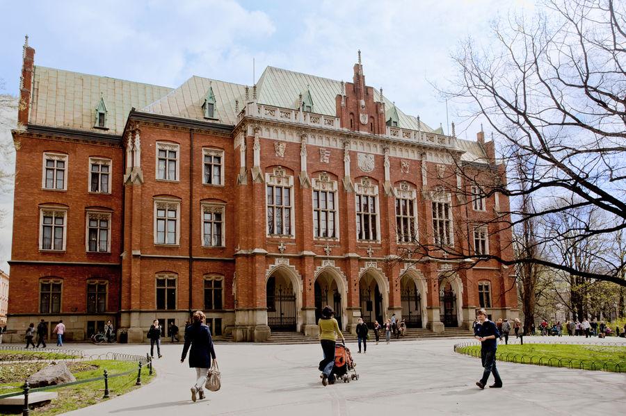 Zagraniczni studenci na krakowskich uczelniach - Magiczny ...