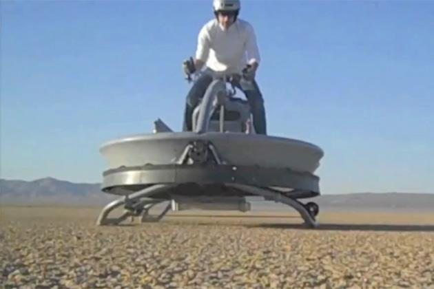Aerofex Hoverbike, Yes It's real.