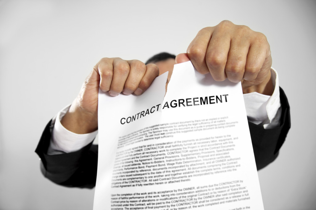 Listing Agreement Cancellation Clause / RE/MAX 1% LISTING ...