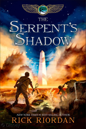 "The Serpent's Shadow"" Is Announced! - GeekyNews"