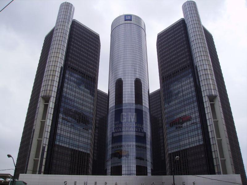 GM Headquarters