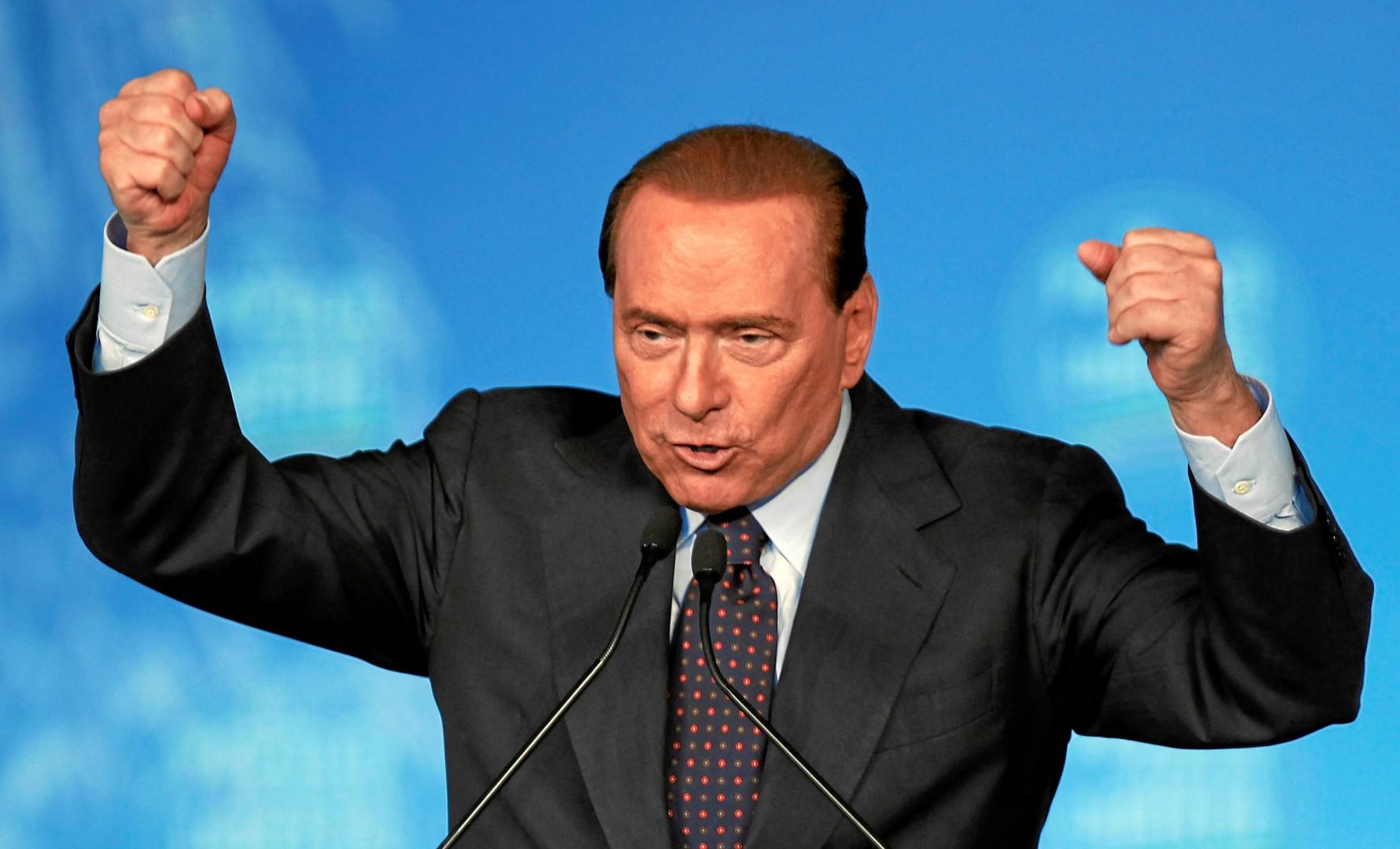 Berlusconi annuncia una manifestazione il 23 marzo - Live Sicilia