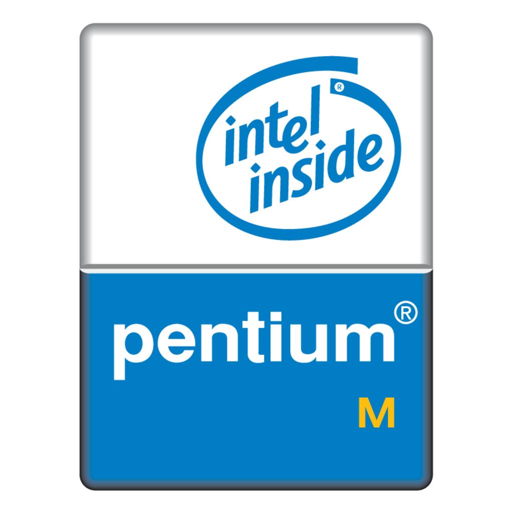 Pentium M Processor logo, Vector Logo of Pentium M ...