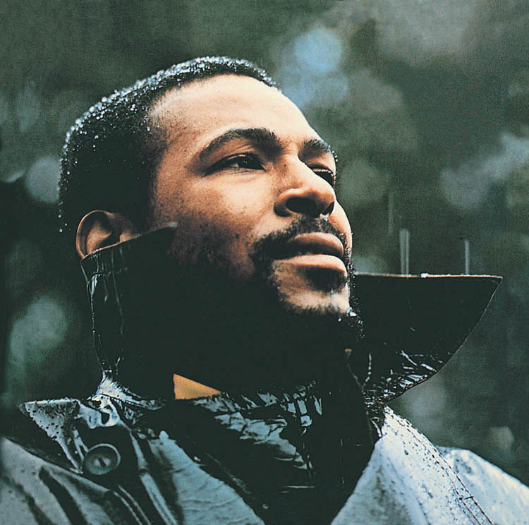 Marvin Gaye, 1971 | Lost & Sound