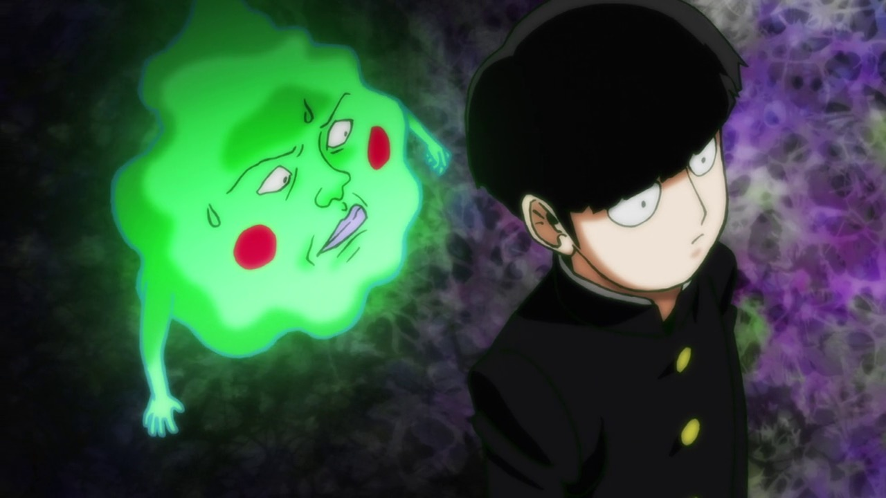 Mob Psycho 100 - 04 - Lost in Anime
