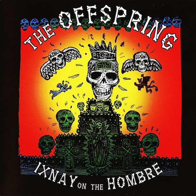 20 Years Ago: The Offspring Release 'Ixnay on the Hombre'