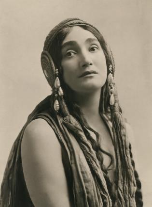 Lillah McCarthy as 'Judith' by Bassano Ltd at Art on ...