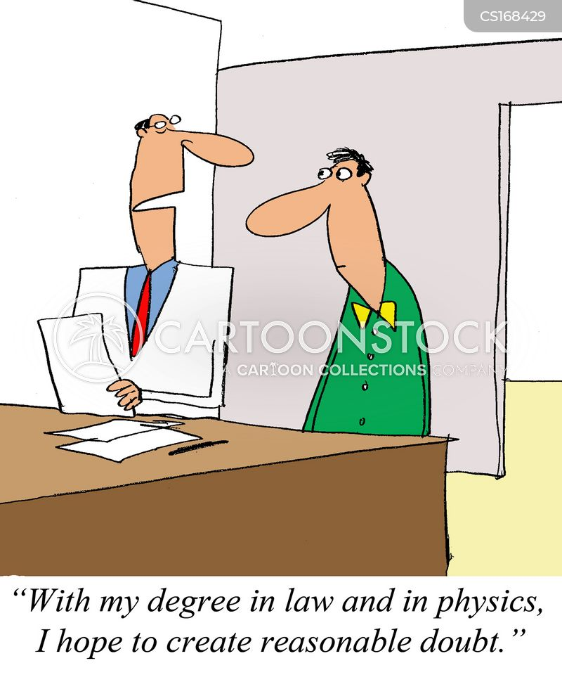 Law Degree Cartoons and Comics - funny pictures from ...