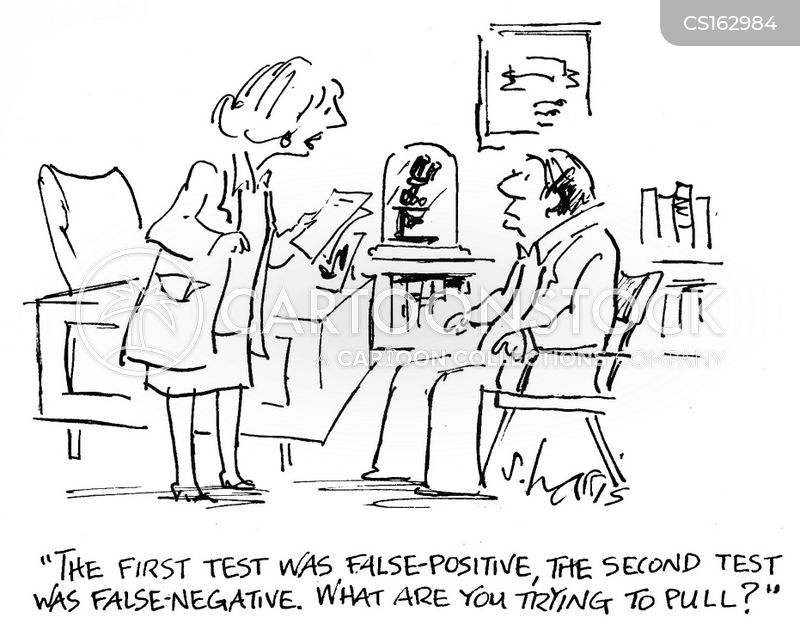 False-positive Cartoons and Comics - funny pictures from ...