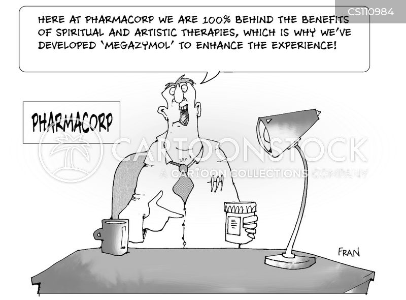 Alternative Therapies Cartoons and Comics - funny pictures ...