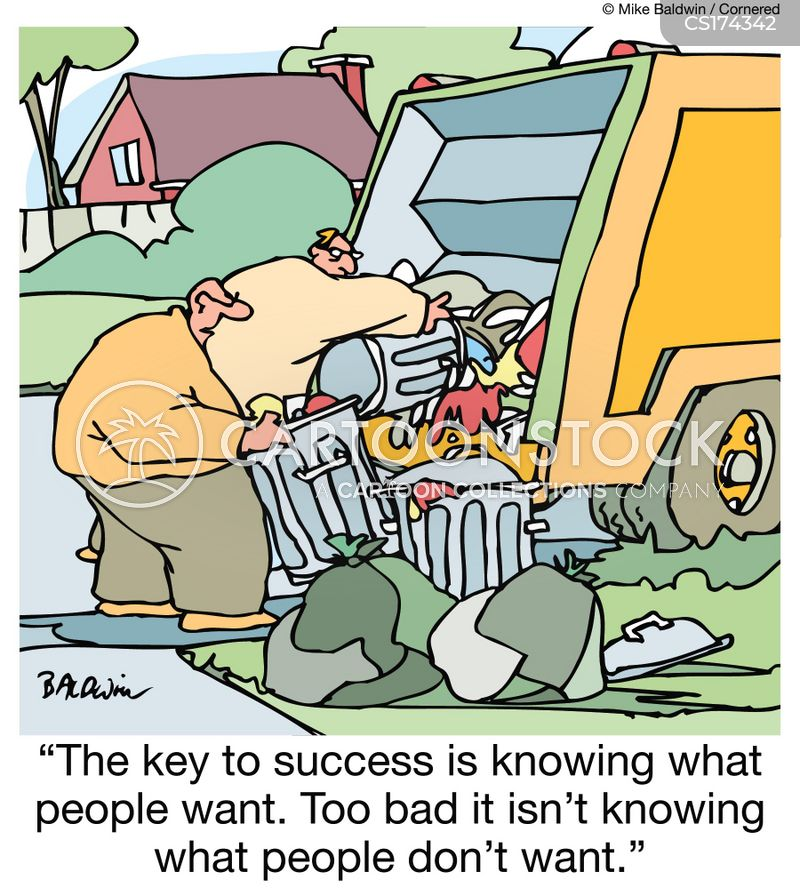 Garbage Truck Cartoons and Comics - funny pictures from ...