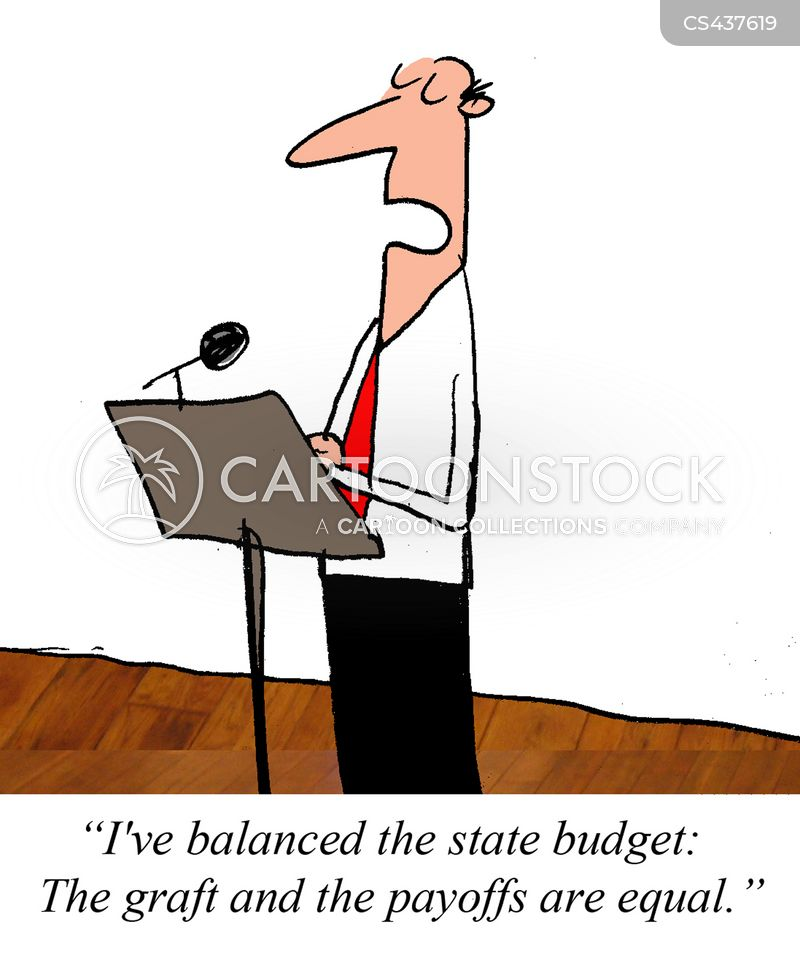 Balancing The Budget Cartoons and Comics - funny pictures ...