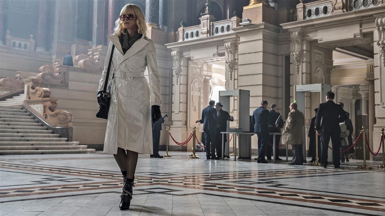 Film Clip: 'Atomic Blonde'