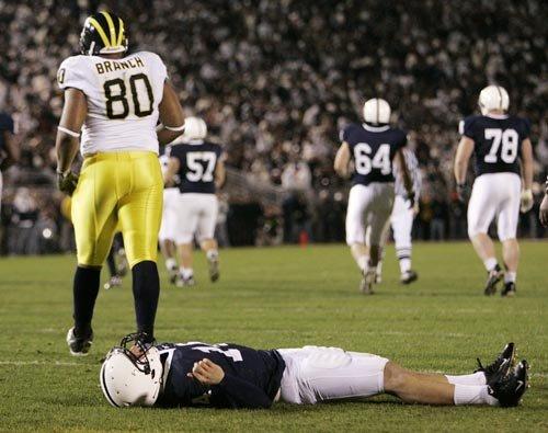 Michigan-Penn State: Can Michigan Start a New Streak?