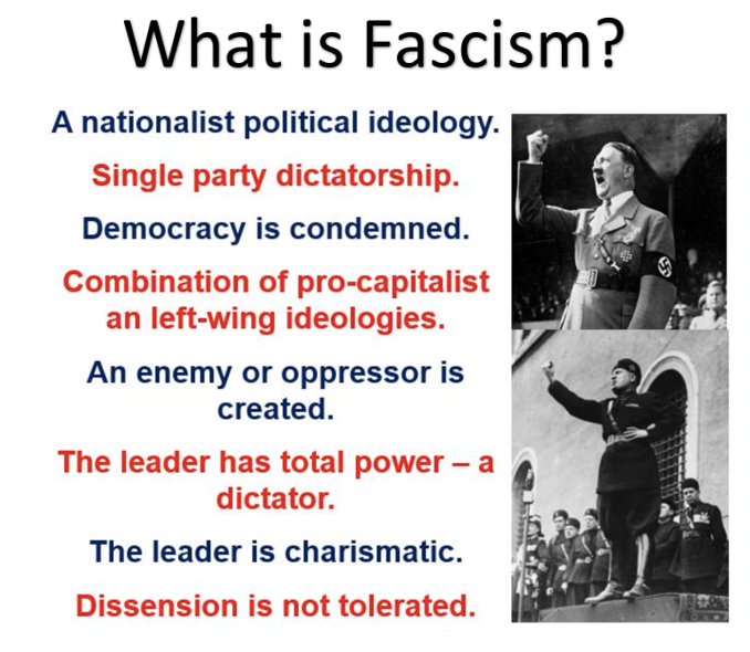 What is fascism? Definition and meaning - Market Business News