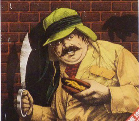 Ignatius Reilly. | Personajes de ficción / Fictional characters | Pi ...