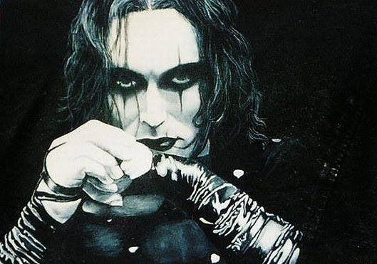 The Crow--Brandon Lee