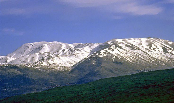 Mount Hermon, Israel | Israel and Jerusalem | Pinterest