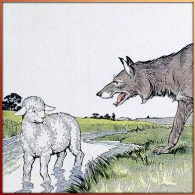 The Wolf and the Lamb | Fairy Tales, Fables & Other Stories | Pintere ...