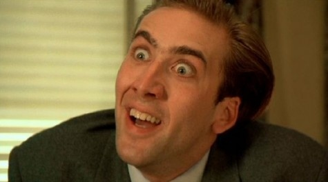 Nicolas Cage. Bat shit crazy yet sexy. | Beautiful Men | Pinterest