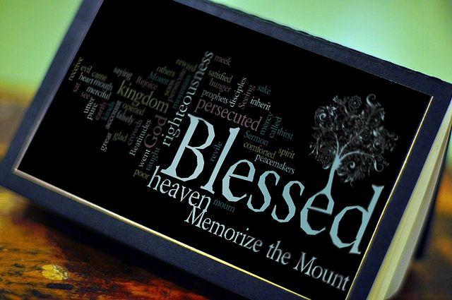 ... Memorize the Mount: Free Sermon on the Mount Memory Booklet} ~Ann