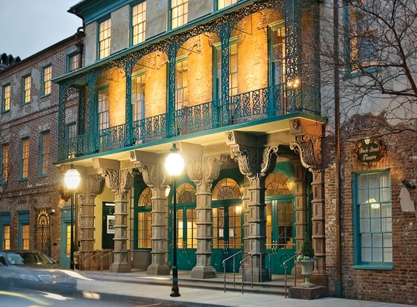 Know as America's first Theatre. Dock Street Theatre host performances ...